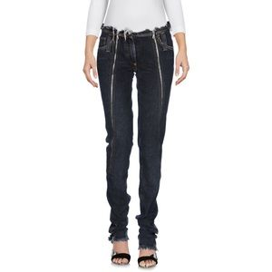 Vintage Dolce and Gabanna distressed jeans
